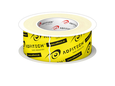 ADFITECH - AT 710 GELB - PAPERFIXTAPE Classic